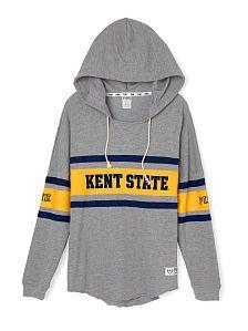 Kent State University Varsity Pullover Hoodie - Victoria's Secret PINK