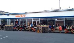 Kodbyen, the Meatpacking District of Copenhagen is now a cool place to go out