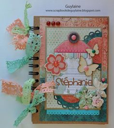 Guylaine... en mots et en scrapbooking!: Anything Goes at Craft 4 Eternity
