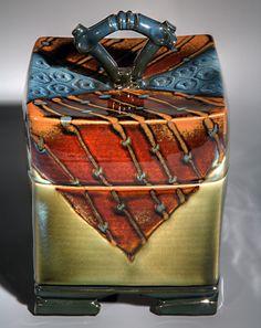 pottery box -- Timothy Sullivan