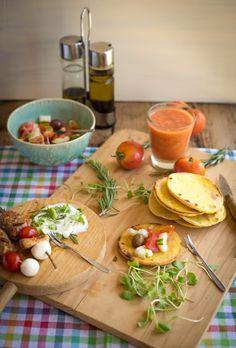 Frango do Campo: Tortilhas handmade