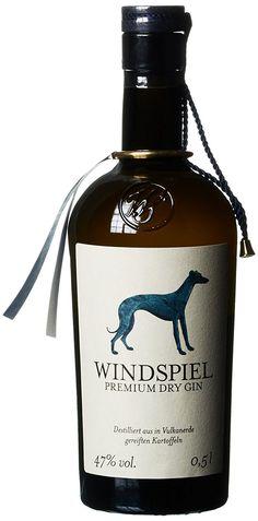 Windspiel Premium Dry Gin Vulkaneifel (1 x 0.5 l)