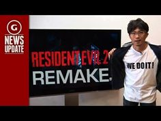 Resident Evil 2 Remake Coming - GS News Update