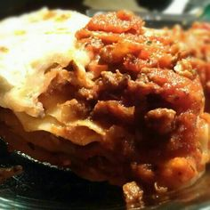 Lasagna for dinner! #Italian #foodporn #instagram #MunchiesNYC #webstagram