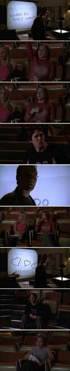 hush - what do they want?    (buffy the vampire slayer)