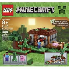 #Christmas Additional Info LEGO Minecraft 21115 The First Night for Christmas Gifts Idea Promotions . Every year you can find warm fresh  Christmas Toys which can be introduced through Christmas Toys companies all through the year. As you are on the point of obtain a fresh Christmas Toys on your littl...