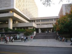 Herman B Wells Library. Fun trivia: there is. no. dot. after the B -- it's not an initial because his middle name WAS B.