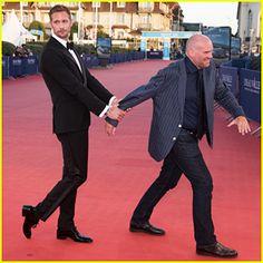 Alexander Skarsgard Premieres