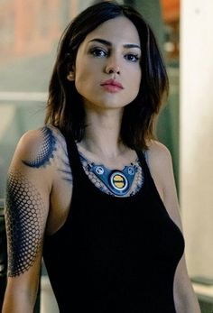 Stylish Mehndi Designs, Turkish Beauty, Inked Girls, Tattooed Girls, Character Outfits, These Girls, New Girl, Girl Tattoos, Tribal Tattoos