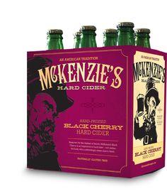 McKenzie's Black Cherry Hard Cider. Sweet, smooth black cherry.  5 stars