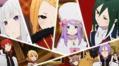 Re Zero Kara Hajimeru Isekai Seikatsu - 13 - Large Hit The Floors, Anime Reviews, Just A Game, Anime Screenshots, Re Zero, Kara, Knight, Princess Zelda, Fictional Characters