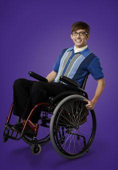 [PHOTOS] Glee Season 4 Premiere - TVLine Kevin McHale as Artie