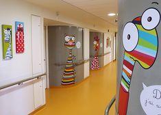 Service pédiatrique de l'hôpital Kério, Pontivy .......................................................... Pediatric emergency of Kério hospital, Pontivy