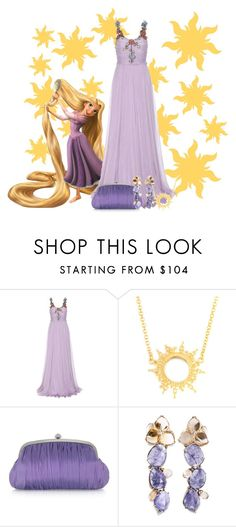 """""""Rapunzel"""" by hopelessromance69 ❤ liked on Polyvore featuring Gucci, Annabelle Lucilla Jewellery and Julia Cocco'"""