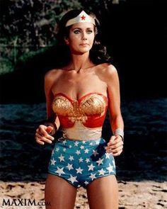 Linda Carter - Wonder Woman
