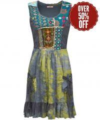 Sassy Sequin Detail Dress