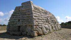 Sa naveta des Tudons (Menorca)