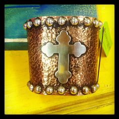 Love this Gypsy Soule cuff