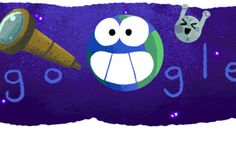 Google Doodle Celebrates Planetary Discovery In The Most Adorable Way | The Huffington Post