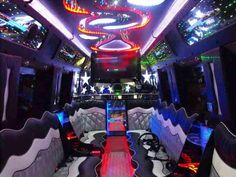 Hire a Limo Party Bus in London? http://www.stagsandhens.com/london-stag-weekends.php