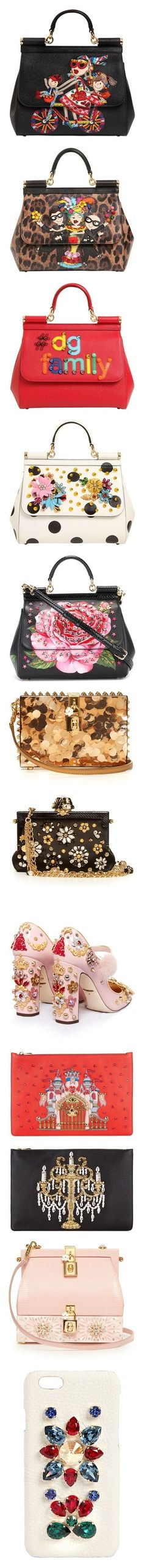"""""""Dolce&Gabbana"""" by hipsta-addiction ❤ liked on Polyvore featuring bags, handbags, shoulder bags, black, dolce gabbana shoulder bag, genuine leather handbags, dolce gabbana handbags, leather shoulder bag, leather handbags and leopard"""
