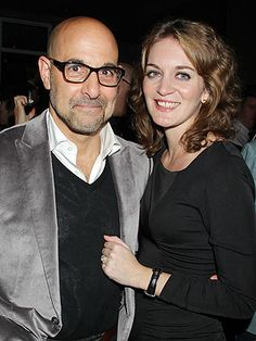 Stanley Tucci Marries Felicity Blunt: a second chance at love.  Stanley lost his wife to cancer in 2009, but found love with Emily Blunt's sister, Felicity!