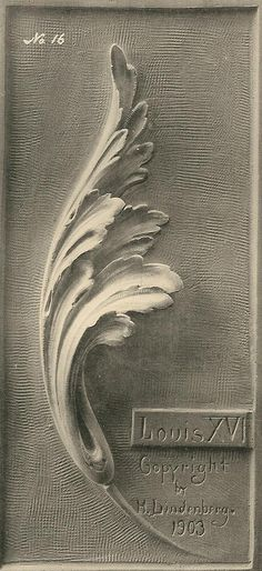 Acanthus-plate16-LouisXVI-lg | Explore art+works (Steve Shri… | Flickr - Photo Sharing!
