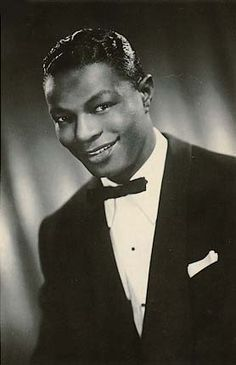 Nat King Cole  He was our only Christmas music...Loved him.