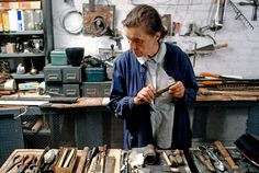Louise Bourgeois. The recessed, cluttered Chelsea townhouse where this artist lived for decades will soon open for visitors.