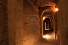Catacombs, Sousse, Tunisia