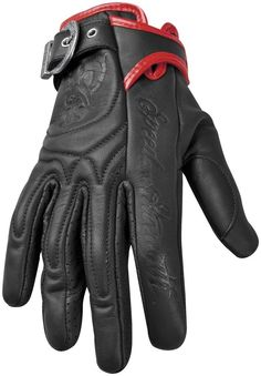 Speed and Strength Motolisa Women's Leather Motorcycle Gloves