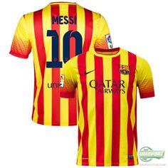 Barca away 2013/2014