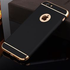 - Phone case Luxury Plating Scrub Protective case On The for Apple iPhone 8 5 SE 6 7 Plus - Coque Bumper Cases Bags Shell Retail Package: Yes Type: Fitted Case Function: Anti-knock,Dirt-resistant Compatible Brand: Apple iPhones Compatible iPhone Mod Iphone 8 Plus, Cheap Phone Cases, Iphone 6 Cases, Samsung Cases, Samsung Galaxy, Apple Iphone, Iphone 6s Preto, Coque Iphone 5s, Black Iphone 7