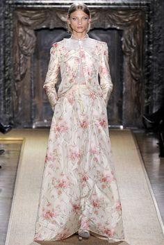 Valentino Garavani spring 2012 couture collection. See more: #ValentinoGaravaniAtFip, #FashionInPics