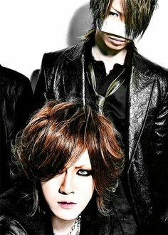 Ruki. Reita. The GazettE.