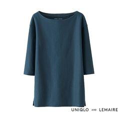 WOMEN ボートネックT(半袖) | UNIQLO