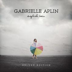 [Gabrielle Aplin - English Rain]  ずっと聴いてても疲れない、透き通るような声。アコースティック。
