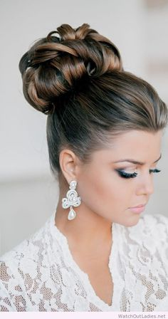 Wedding look, just amazing, no words