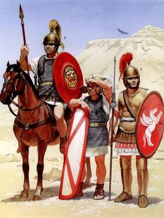 Republican Rome's army, Punic War