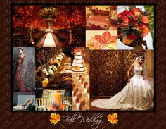 Fall Wedding Inspiration #Fall #Autumn #Wedding