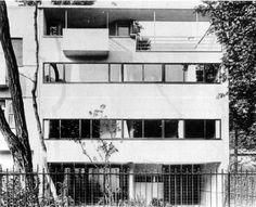 Le Corbusier, Maison Cook, 1926, Paris