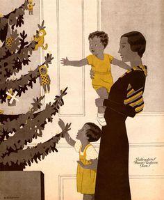 Magazine La Femme Chez Elle 15 December 1932.