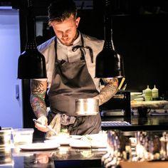 NEMESIS   Youngskvartalet - Foodtech Restaurant Bar, Character, Lettering