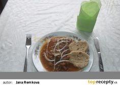 Chlapský guláš recept - TopRecepty.cz