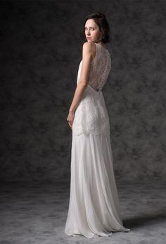 Timeless Wedding Dresses from New Designer Tomomi Okubo