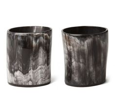 Sir Jack's Ox Horn Whiskey Tumblers - Silodrome