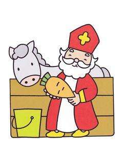 Sinterklaasplaat Saint Nicolas, Dutch, Saints, School, Kids, Lockers, Persona, Young Children, Boys