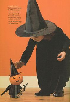 Martha Stewart Halloween    Martha Stewart Kids Magazine Fall 2005