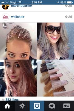 Wella Colortouch pastels