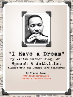 "FREE SOCIAL STUDIES LESSON - ""Martin Luther King, Jr. Dream Speech & Activities"" - Go to The Best of Teacher Entrepreneurs for this and hundreds of free lessons.   http://thebestofteacherentrepreneurs.blogspot.com/2013/01/free-social-studies-lesson-martin.html"